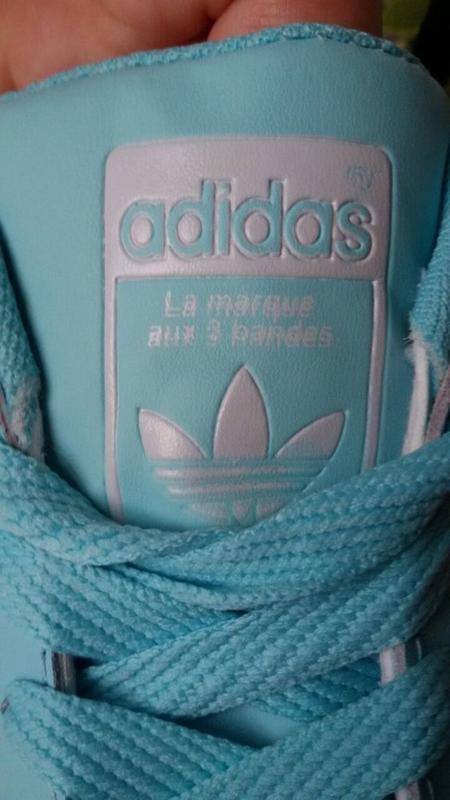 Sale! мятные женские кроссовки - Фото 5