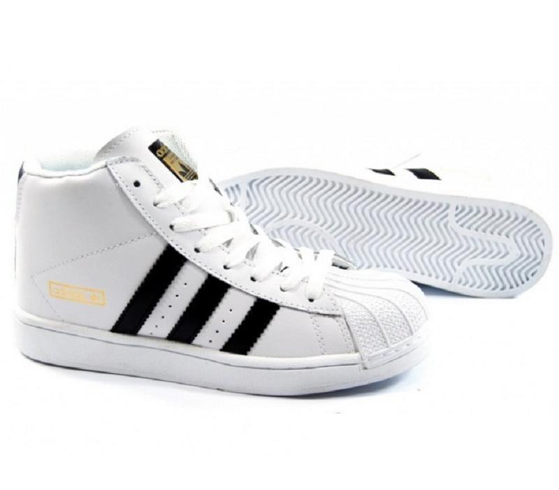 Высокие белые кроссовки ботинки 37 - Фото 2