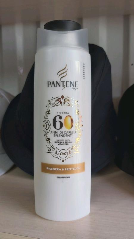 Pantene pro-v шампунь для сухих и повреждённых волос