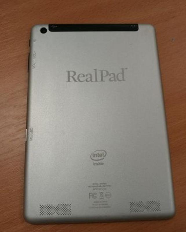 "RealPad MA7BX2 7.85"" 16 GB 2 ядра INTEL! WiFi! - Фото 5"