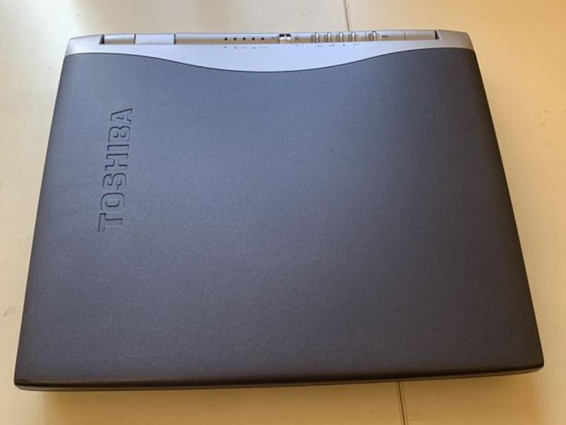 Антиквариат Toshiba 2805-S402