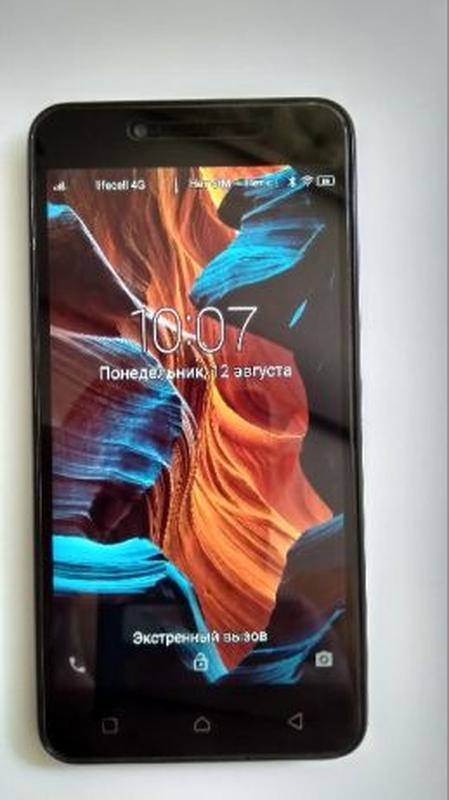 Смартфон Lenovo Vibe K5 Plus 2sim в идеальном состоянии,с доку...
