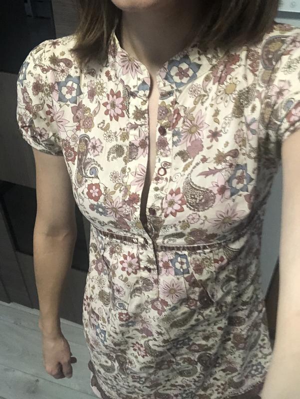 Миле плаття у квітковий принт. акція!!!! 1+1= 3️⃣ 🎁🎉 - Фото 4