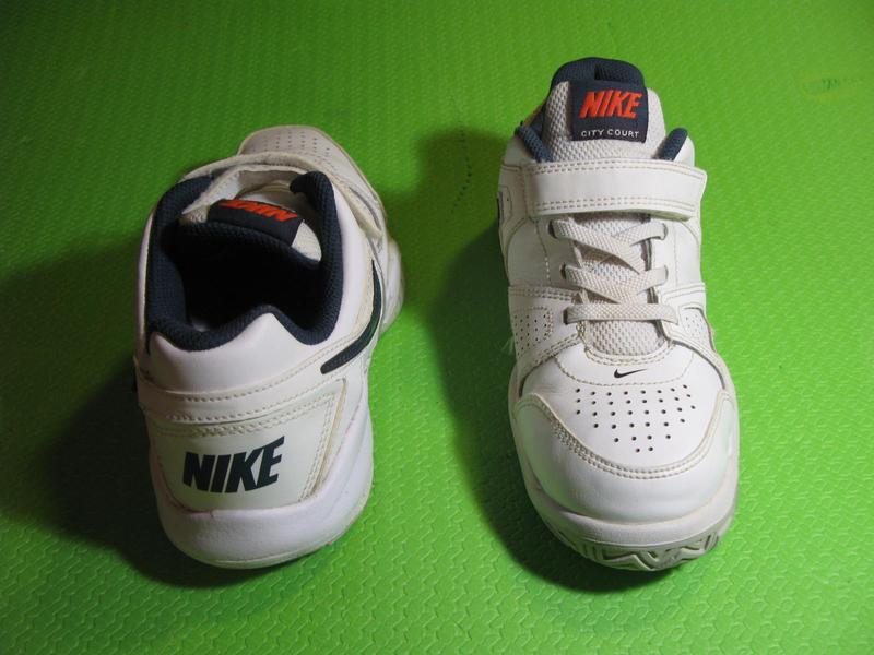 Кроссовки Nike оригинал, Индонезия,модель City court,размер 35 - Фото 2
