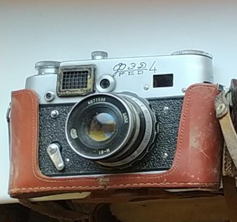 Фотоаппарат ФЭД 4 - Фото 2
