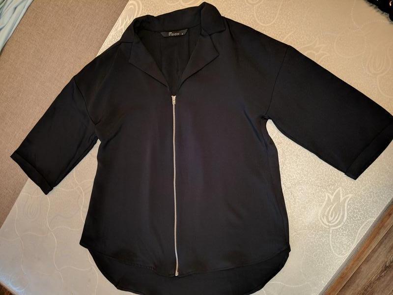 !продам новую женскую тонкую блузу - Фото 3