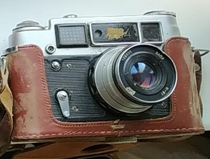 Фотоаппарат ФЭД 4 №2