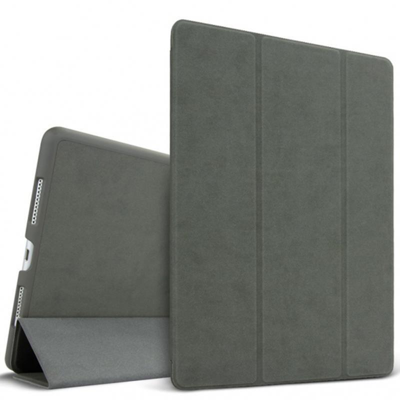 Кожаный чехол-книжка TTX Vintage Leather с подставкой для Apple i