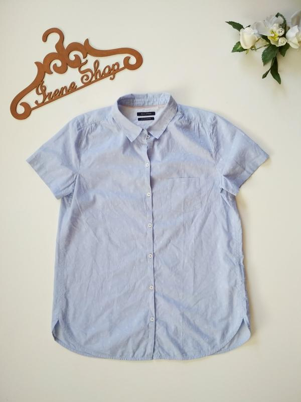 Фирменная рубашка marc o'polo, размер 36