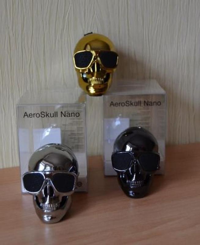 Беспроводная портативная колонка Jarre AeroSkull - Nano - Фото 3