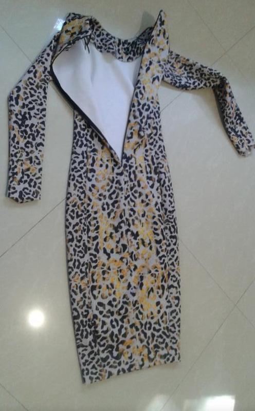 Zara платье мили - Фото 2