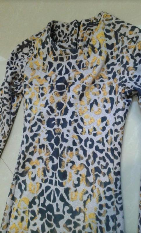 Zara платье мили - Фото 4