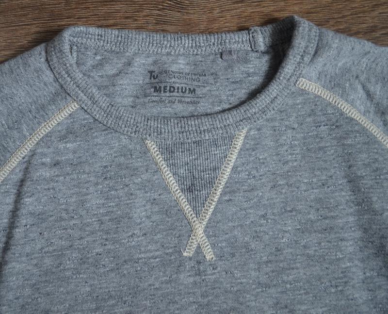 Оригинальный стильный свитшот базовая классическая модель tu® - Фото 2