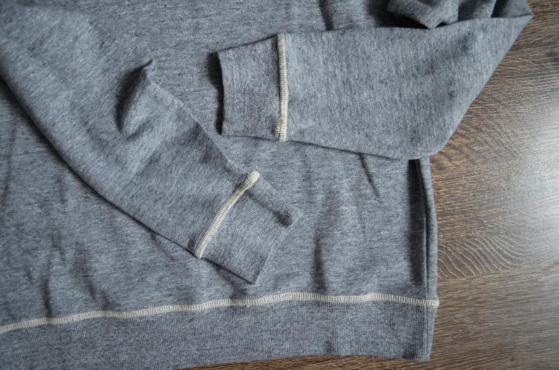Оригинальный стильный свитшот базовая классическая модель tu® - Фото 5