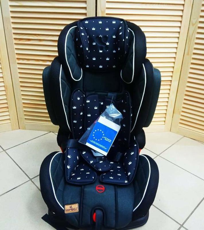 Автокресло Bertoni (Lorelli) Magic Premium 9-36 кг SPS, расшир... - Фото 7