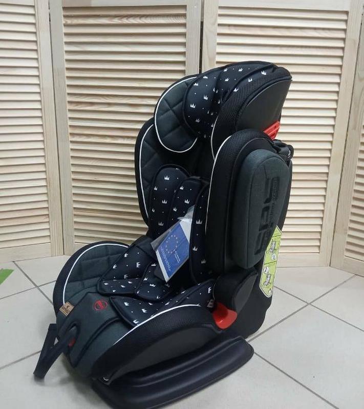 Автокресло Bertoni (Lorelli) Magic Premium 9-36 кг SPS, расшир... - Фото 8