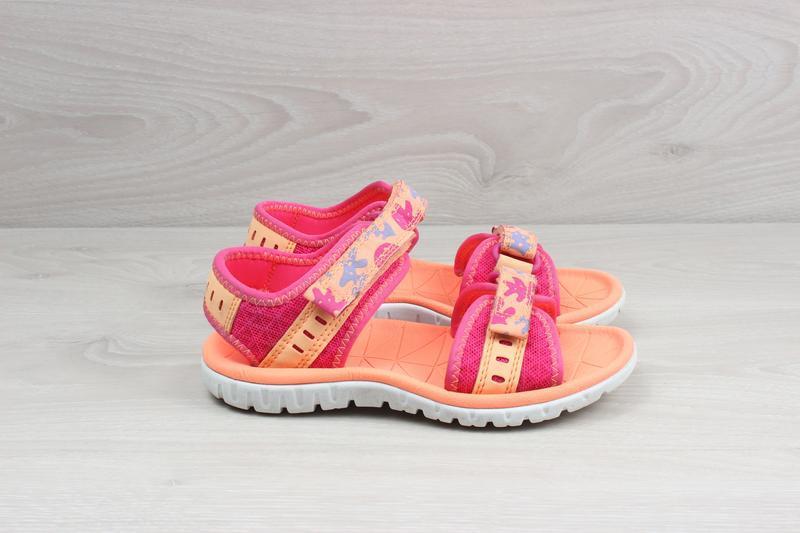 Босоножки / сандали на девочку clarks оригинал, размер 28