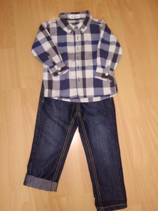 Джинсы на мальчика - Фото 3
