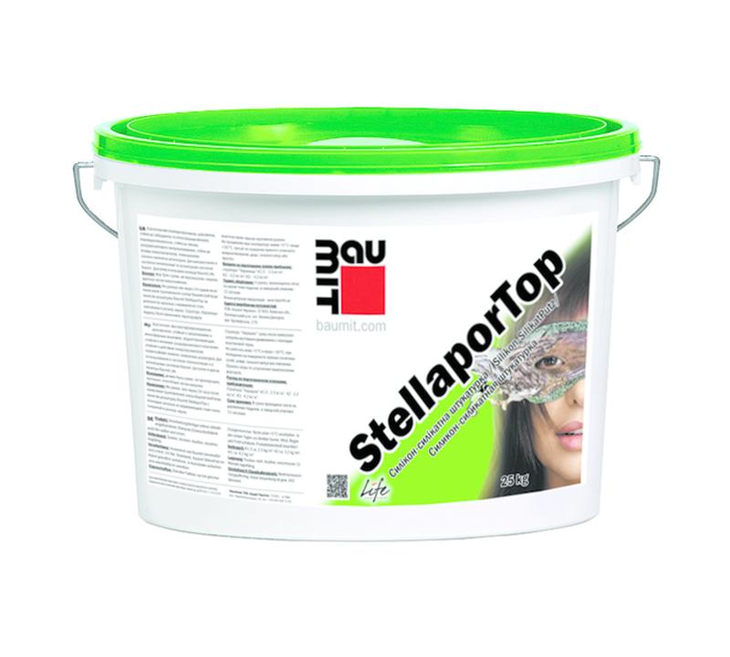 Штукатурная смесь Baumit StellaporTop (25 кг.)