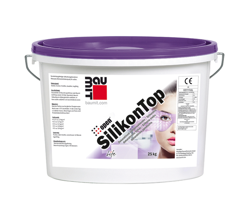 Штукатурная смесь Baumit SilikonTop (25 кг.)