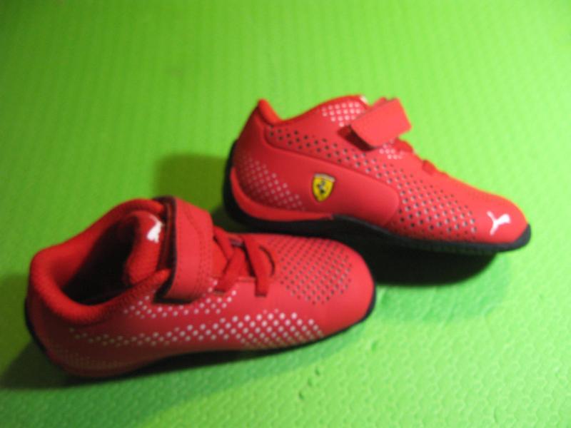 Кроссовки детские Puma-оригинал-China,размер 22