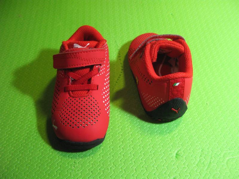 Кроссовки детские Puma-оригинал-China,размер 22 - Фото 2