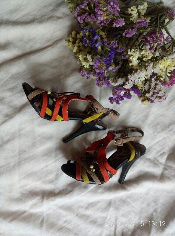 Next босоножки туфельки стильные яркие лето анималистичный принт