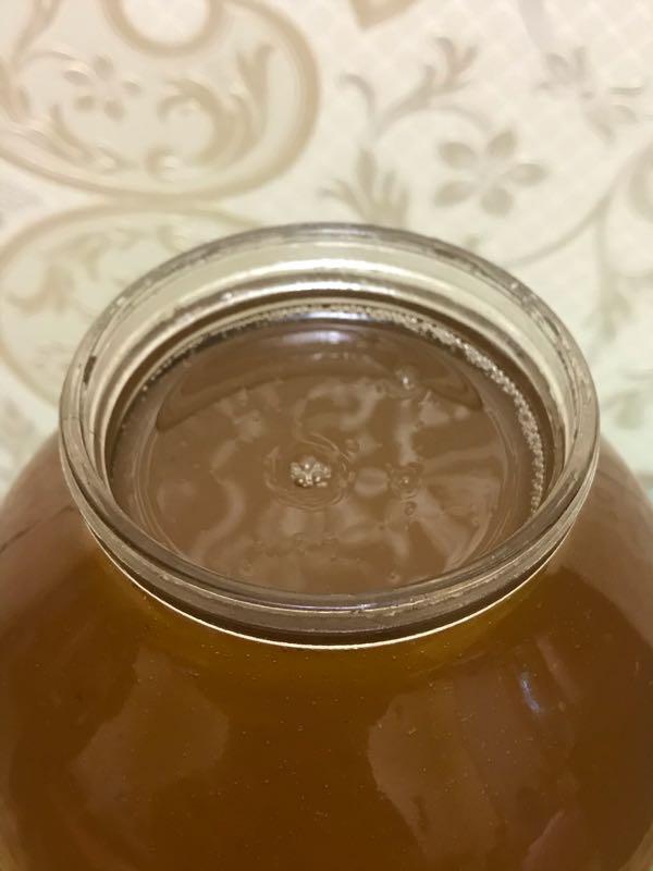 Мёд натуральный цветочный 2020г - Фото 4