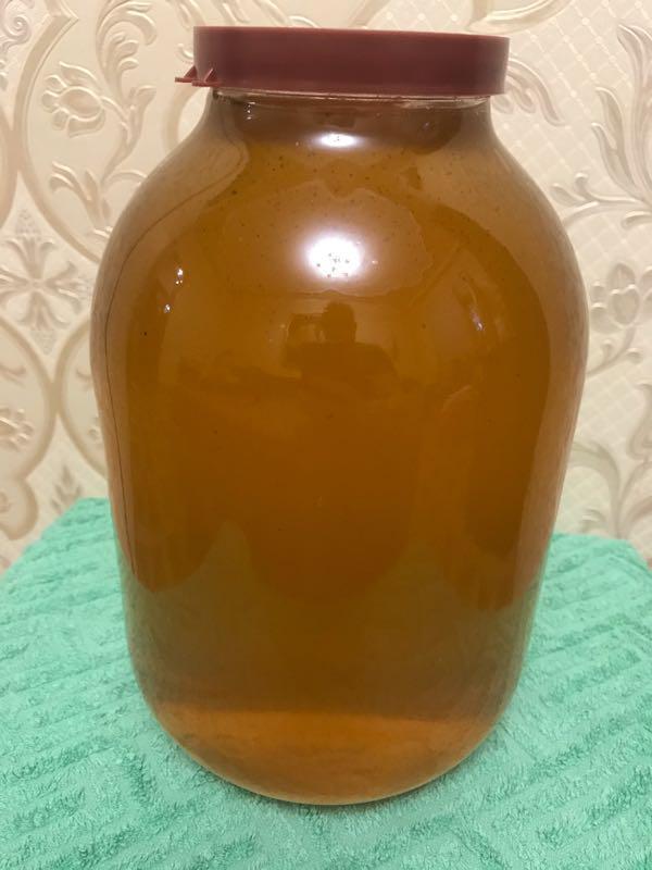 Мёд натуральный цветочный 2020г - Фото 5