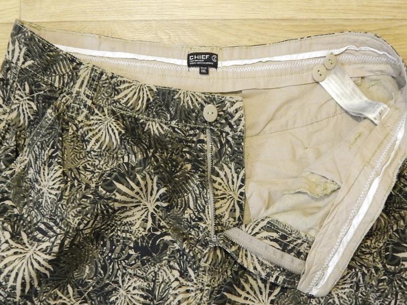 Новые мужские шорты Chief р. xxl. сток, чинос, батал - Фото 2
