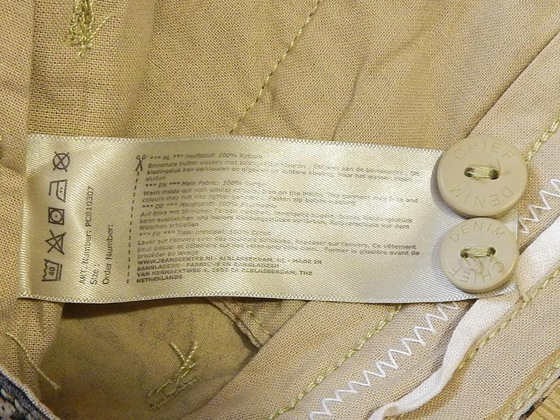 Новые мужские шорты Chief р. xxl. сток, чинос, батал - Фото 3