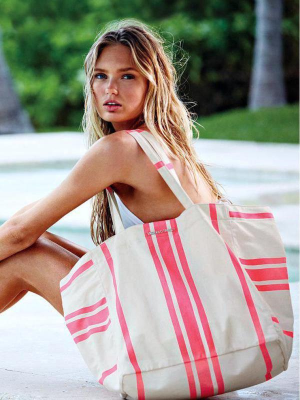 Пляжная сумка от Victoria's Secret оригинал