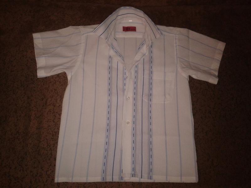 Рубашка на мальчика,31 размер