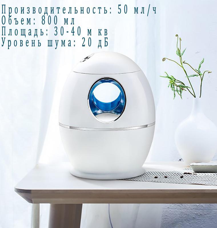 Увлажнитель воздуха Adna Fresh USB увлажнитель белый - Фото 8