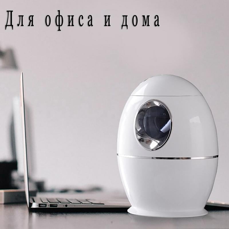 Увлажнитель воздуха Adna Fresh USB увлажнитель белый - Фото 10