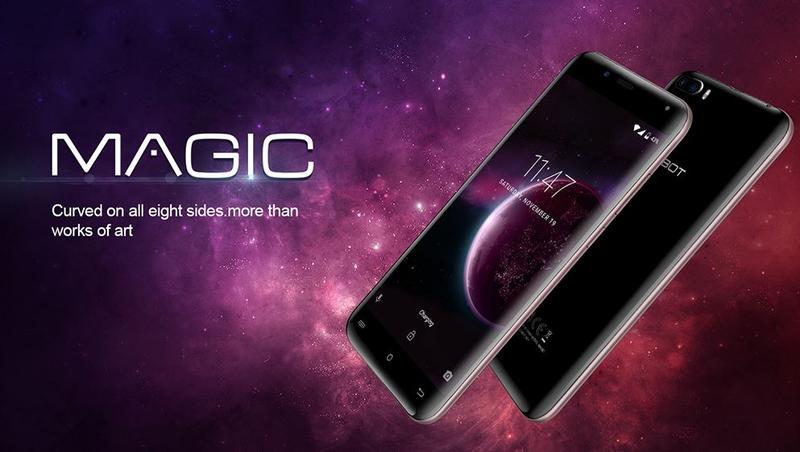 Телефон. Смартфон Cubot Magic 3/16gb. Магический дизайн.