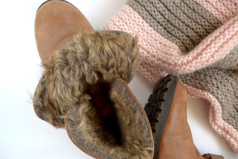 Трендовые сапоги коричневого цвета - Фото 4