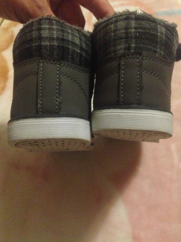 Ботинки демисезонные  кроссовки фирмы Victory - Фото 3