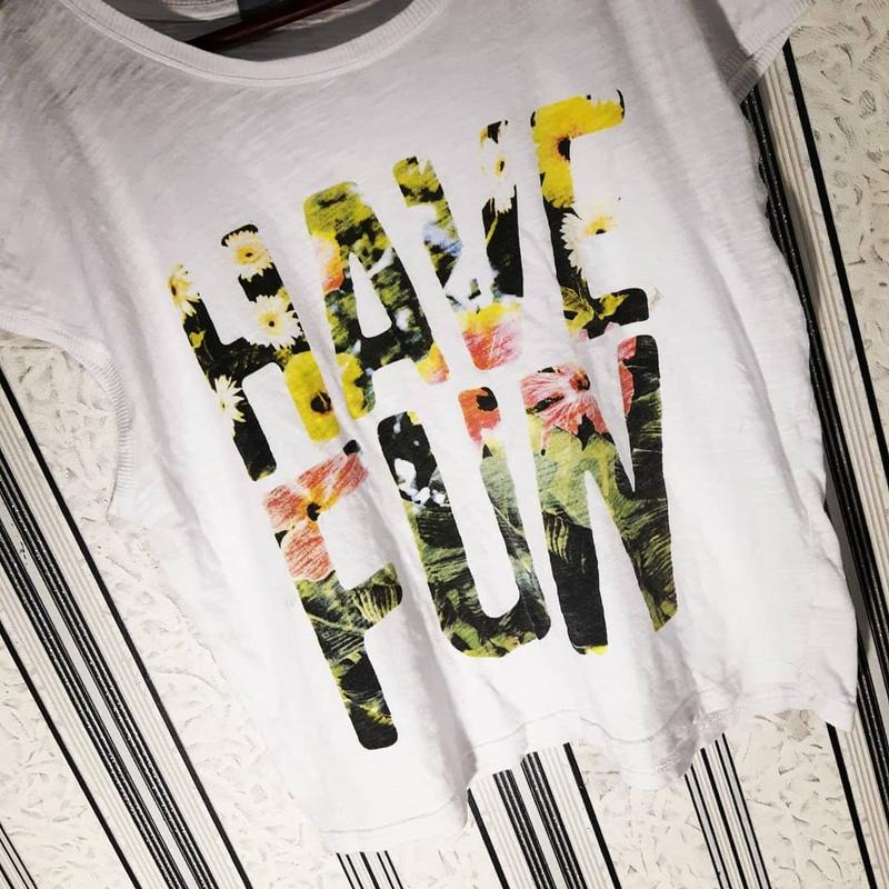 Женская футболка have fun - Фото 3