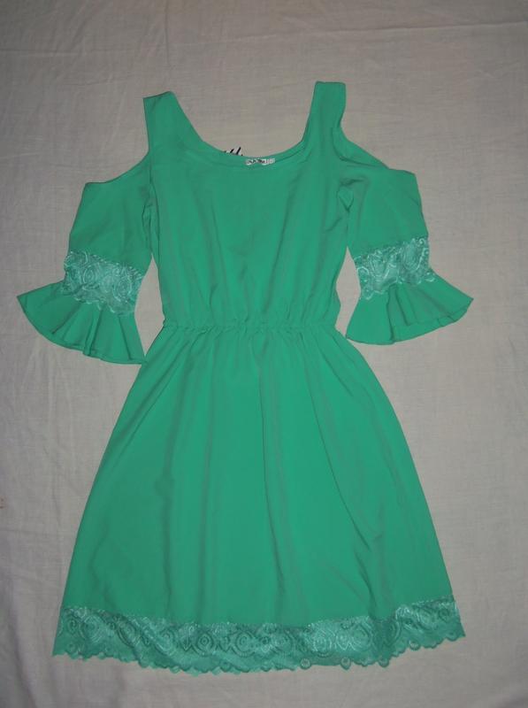 Очень красивое платье - Фото 2