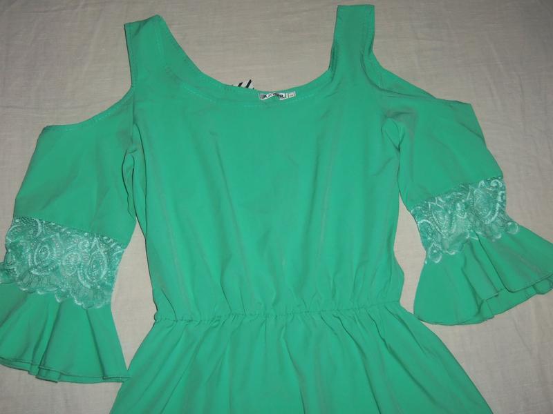 Очень красивое платье - Фото 3