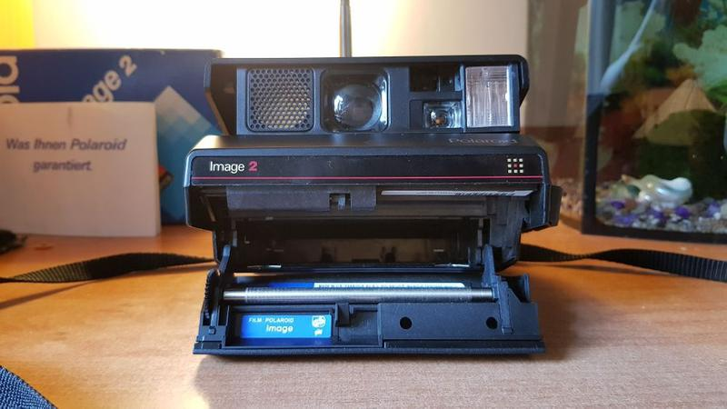 Фотоаппарат Polaroid Image 2 - Фото 2