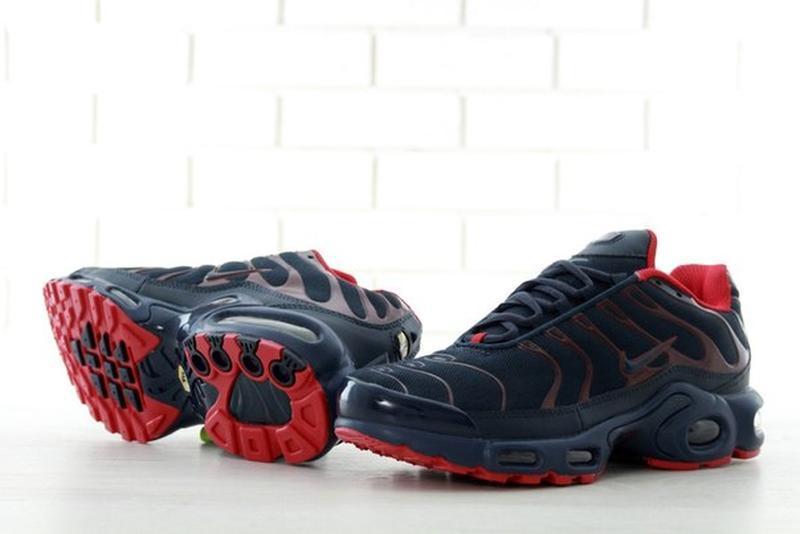 Мужские кроссовки найк nike air max plus - Фото 3