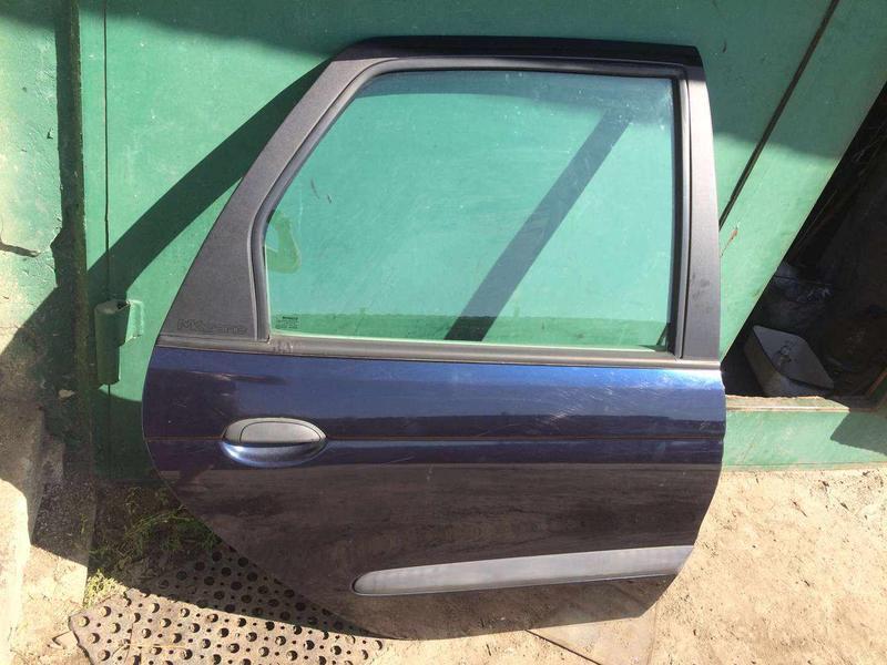 Б/у дверь задняя правая Renault Scenic 1 цвет NV472