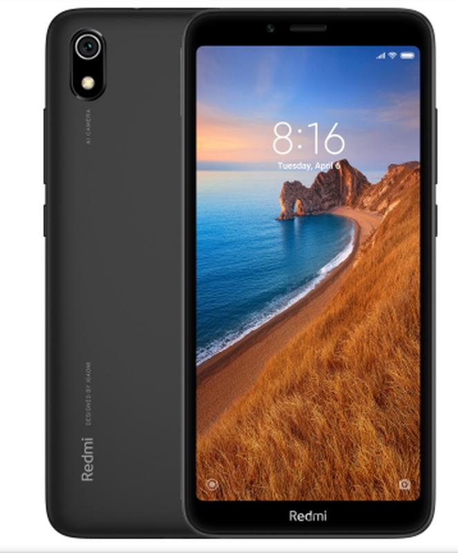 Xiaomi Redmi 7A 2/16GB Matte Black Global Version