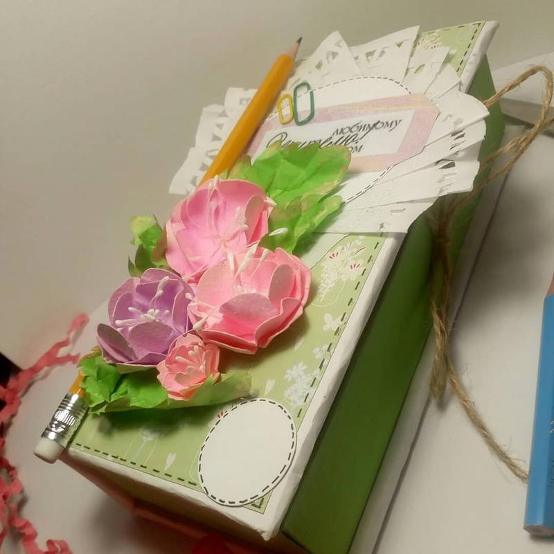 Подарок учителю на 1-ое сентября - Фото 2