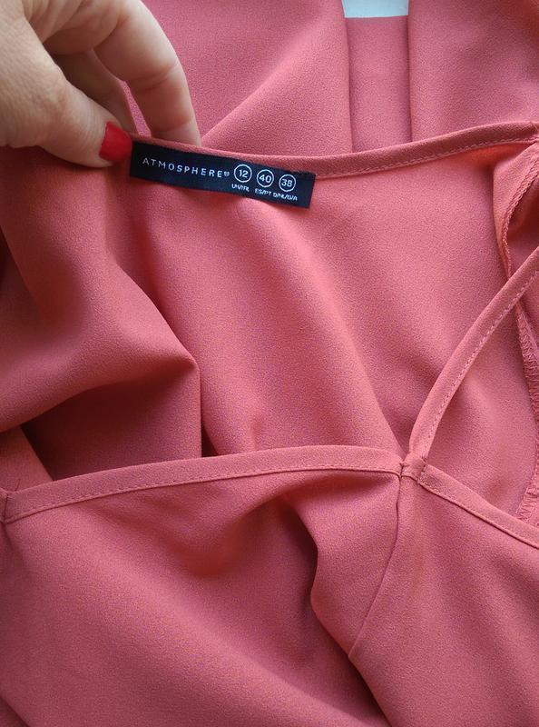 Суперцена! топ,стильная блузочка с оголенными плечиками и рюшей - Фото 5