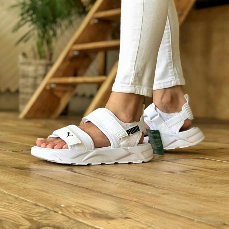 Босоніжки босоножки puma sandal сандалі сандалии