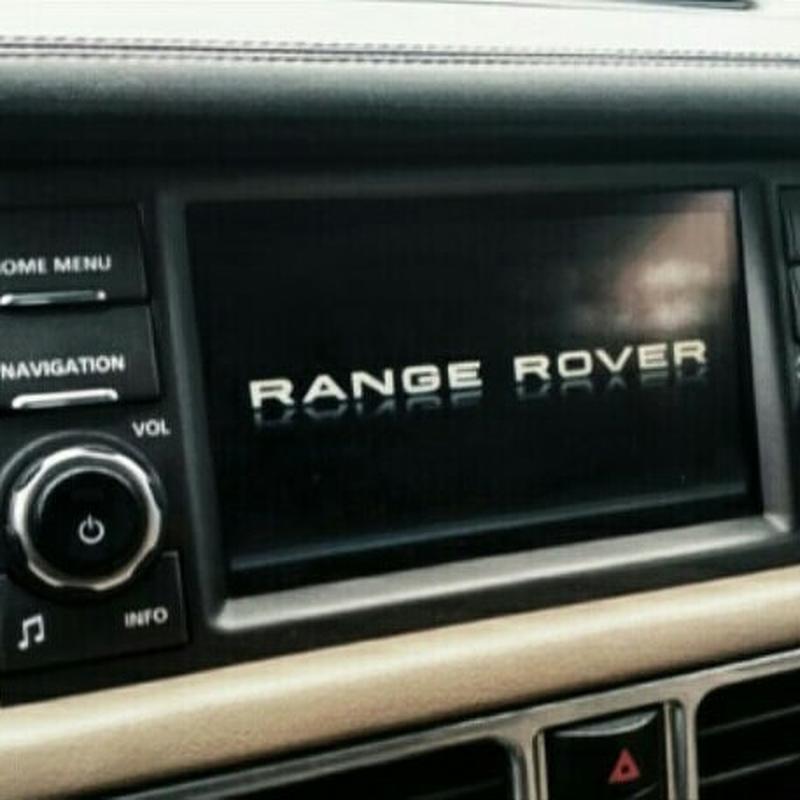 Магнитола Ленд Ровер , Lend Rover Range Rover
