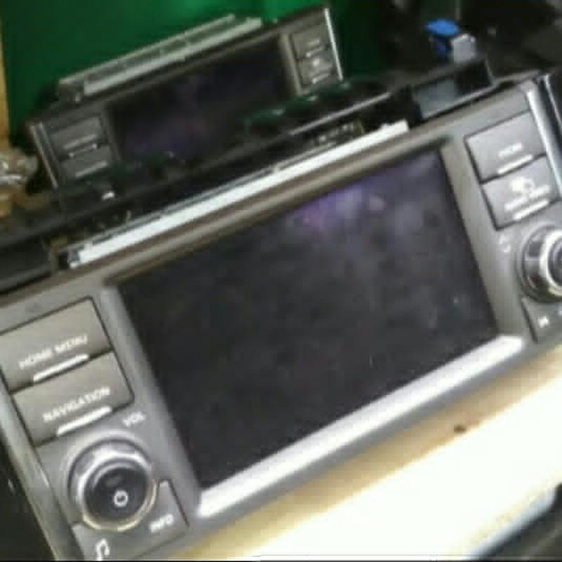 Магнитола Ленд Ровер , Lend Rover Range Rover - Фото 2